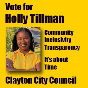 Vote For Holly Tillman